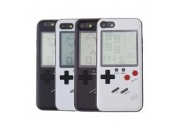 Чехол накладка iPhone X/XS Tetris черный