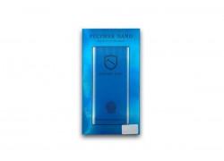 Защитная пленка дисплея Samsung S8 Plus (G955) Polimer nano c черной рамкой