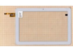 Тачскрин для планшета 101217R01-V01 (белый) (238)