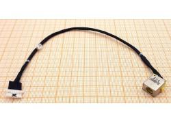 Разъем питания для ноутбука Acer Aspire E1-522 с кабелем