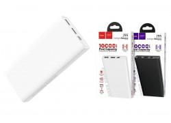 Универсальный дополнительный аккумулятор HOCO  J55 Neoteric mobile power bank (10000mAh) белый