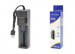 Орбита OT-APZ09 ЗУ для аккум (18650/USB)