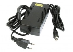 Зарядное устройство AD001-EF2 для электросамоката 29.4V 2A разъем: RCA