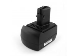 Аккумулятор для Metabo 12V 1.5Ah (Ni-Cd) PN: 6.02151.50, 6.25471, 6.02153.51.