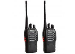Рации комплект 2шт Baofeng BF-888S (UHF)