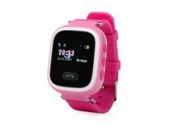 Орбита OT-SMG15 GPS часы (Розовые)