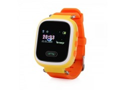 Орбита OT-SMG15(gp02) GPS часы (Желтые)