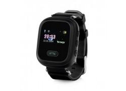 Орбита OT-SMG15 GPS часы (Черные)