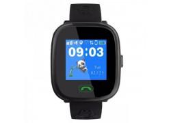 Орбита WD-19 Черные Smart часы (SIM, TF) У