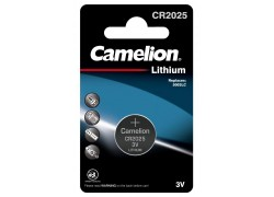 Элемент питания Camelion CR2025 BL1