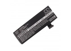 Аккумулятор для  iPhone 5G Li-ion 1400 mAh Cameron Sino 616-0613 (в блистере с комплектом инструмента) CS-IPH500SL