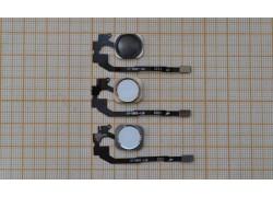 Контактная площадка кнопки Home для iPhone 5s (в сборе) (золотистый) AA