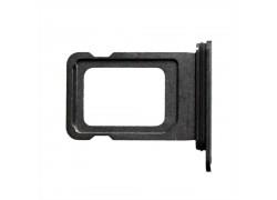 Держатель SIM для iPhone 11 (черный)
