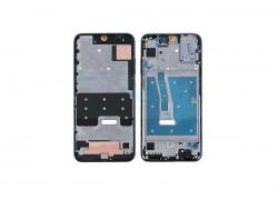 Средняя часть для Huawei Honor 10 Lite (рамка дисплея) черный, с разбора