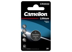 Элемент питания Camelion CR2032 BL1