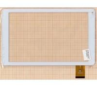 Тачскрин для планшета Oysters T104MBi 3G (белый) (965)
