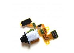 Шлейф для Sony D5503 Xperia Z1 compact- с разъемом гарнитуры
