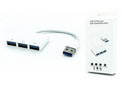 Адаптер USB3.0 --> 3 x USB3.0