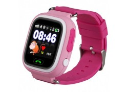 Смарт часы с GPS Орбита OT-SMG14 (Розовый)