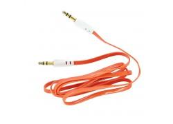 Кабель аудио Орбита OT-AVC11 (Джек 3,5 мм на Джек 3,5 мм цвет) AUX 1м