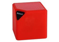 Портативная акустика MiniX3 колонка в обрезиненном корпусе (FM/microUSB/3.5 мм/для качественной работы FM радио необходимо использовать кабель из комплекта в качестве антены подключив к разьему micro USB колонки) (поврежденная упаковка)