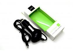 Автомобильное зарядное устройство micro USB 3000mAh Activ универсальное
