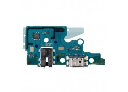 Плата для Samsung A705F Galaxy A70 с разъемом зарядки + разъем гарнитуры