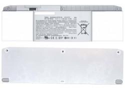 Аккумуляторная батарея для ноутбука Sony Vaio SVT11, SVT13 (VGP-BPS30) 45Wh Original серебристая