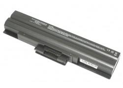 Аккумуляторная батарея для ноутбука Sony Vaio VGN-AW, CS FW (VGP-BPS13) 4400mAh OEM черная