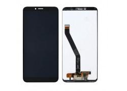 """Дисплей для Huawei Honor 7A Pro (AUM-L29)/ 7C (AUM-L41)/ Y6 2018/ Y6 Prime 2018 5.7"""" в сборе с тачскрином (черный)"""
