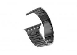 Металлический браслет для Apple Watch 38-40 мм цвет черный
