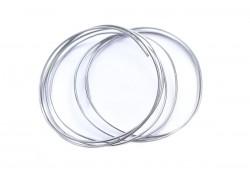 Припой бытовой ПОС-61; диаметр 1 мм с канифолью 6 г размотка