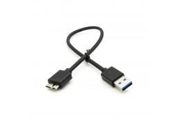 USB кабель YORGI USB005 (USB3.0 --> microUSB 3.0) для подключения внешнего жесткого диска