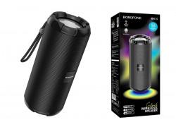Портативная беспроводная акустика BOROFONE BR15 Smart sports BT speaker  цвет черный