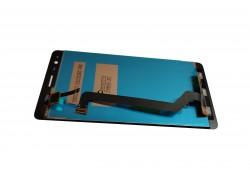 Дисплей для Lenovo K5 Note/ A7020a40 в сборе с тачскрином (золото)