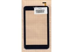 Тачскрин для планшета DP070519-F2 (Версия 2) ((черный) (533)