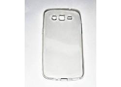 Силиконовая накладка Samsung Galaxy A2 Core (A260) ультратонкая 0,3мм (прозрачная)