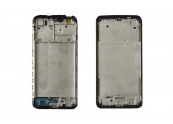 Средняя часть для Xiaomi Redmi 9A/ 9C (рамка дисплея) черный