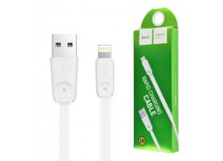 Кабель для iPhone HOCO X9  High speedi lightning cable белый 2 метра