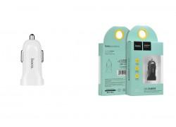 Автомобильное зарядное устройство USB HOCO Z2 single-port car charger