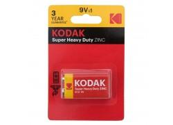 Батарея щелочная Kodak 6F22 крона BL1