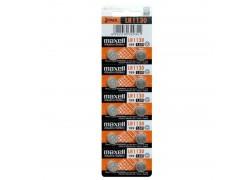 Батарейка часовая Maxell G10 (389A) LR1130 BL10 (цена за блистер 10 шт)