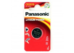 Батарейка литиевая Panasonic CR2016 BL1 (цена за 1 шт)