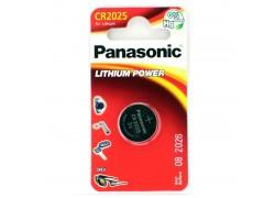 Батарейка литиевая Panasonic CR2025 BL1 (цена за 1 шт)