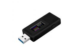 USB тестер KEWEISI KWS-MX19 Черный