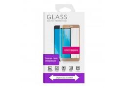 Защитное стекло дисплея Samsung Galaxy A22 с полным покрытием черное (без упаковки)