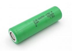 Аккумулятор 18650 Samsung INR18650-25RM (2500mAh, 8С, 20мОм, 500 циклов)