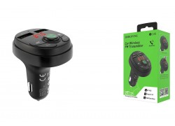 USB MP3 плеер +FM трансмиттер с диспл.BOROFONE BC26 In-car Wireless FM Transmitter