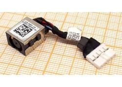 Разъем питания для ноутбука Dell 7240 7250 (с кабелем)