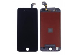 Дисплей для iPhone 6 (4.7) в сборе с тачскрином и рамкой (черный) HQ